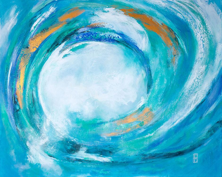 Hurricane – Turquoise