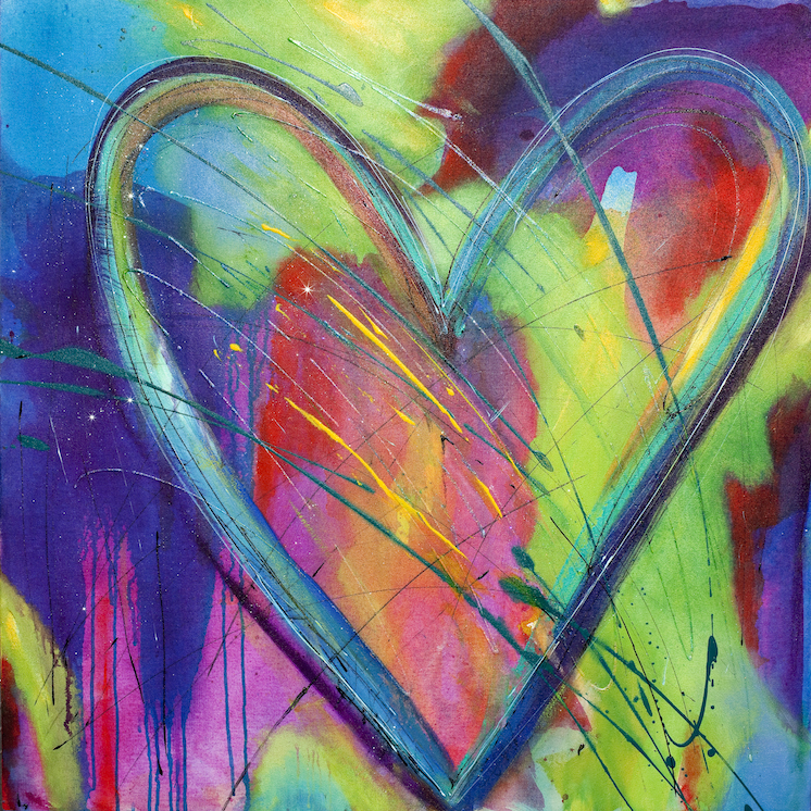 Heart Of Many Colors